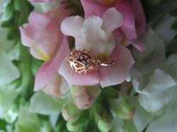 18k Rose Gold Nest Egg