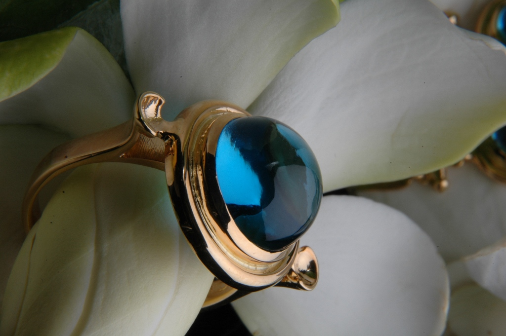 Heart of Water Ring
