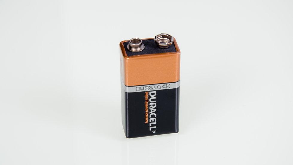 9 V Blockbatterie