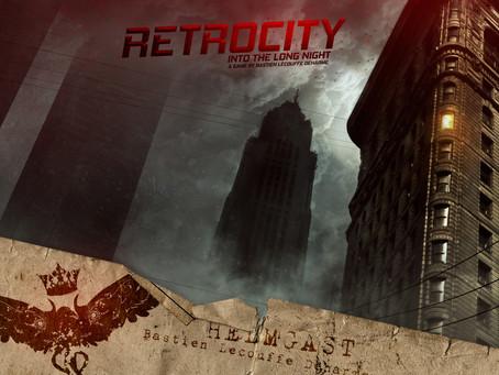 Retrocity and Helmgast