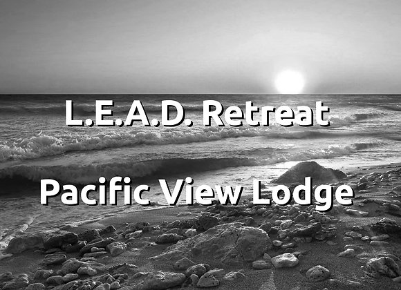 Lead Retreat, Staying in Pacific View Lodge