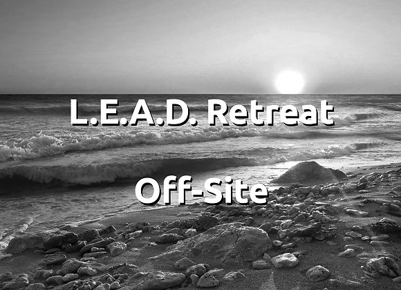 Lead Retreat, Staying Off-Site