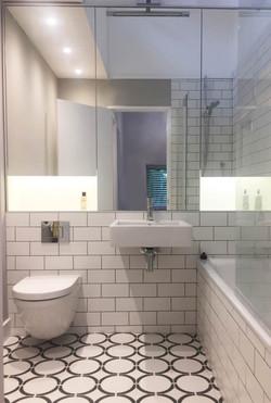 Cedars New Bathroom