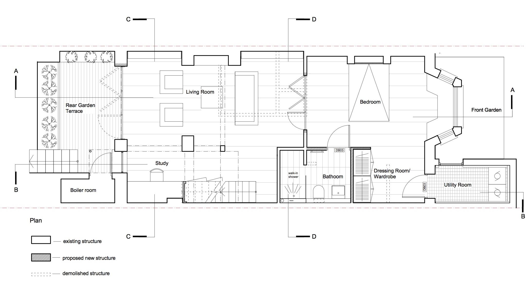 New plan layout