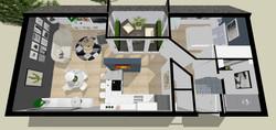 New Design (Birdseye view)