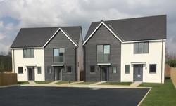 4 Semi-Detached Houses