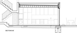 Kitchen Long Section