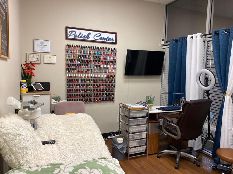 Inside Suite 103