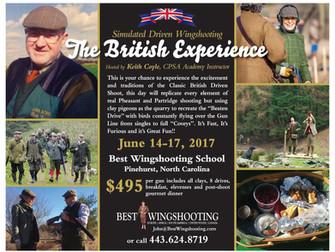 The British Experience - Pinehurst