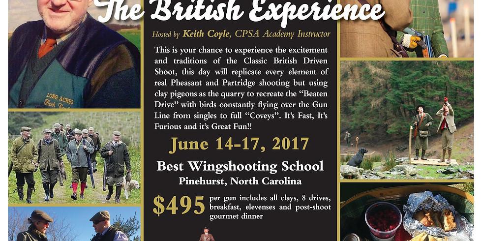 The British Experience At Pinehurst