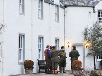 Dunira Estate, Perthshire, Scotland