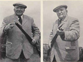 WHAT IS THE CHURCHILL METHOD OF WINGSHOOTING?