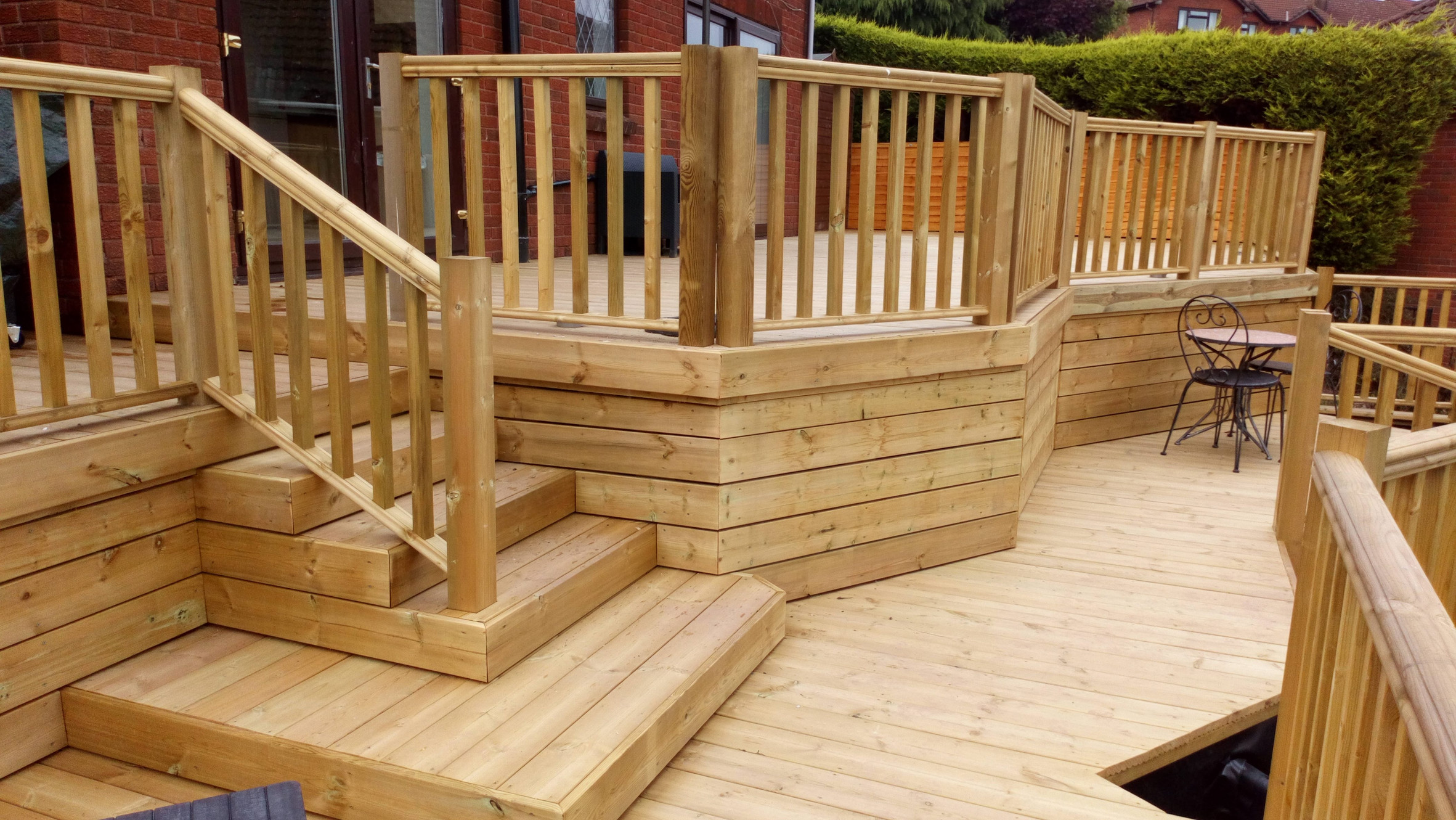 Bespoke Decks - Outdoor living spaces by Jaques - Newport ... on Bespoke Outdoor Living id=25027