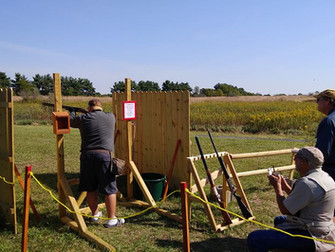 Sporting Clay Course's & Setting Targets