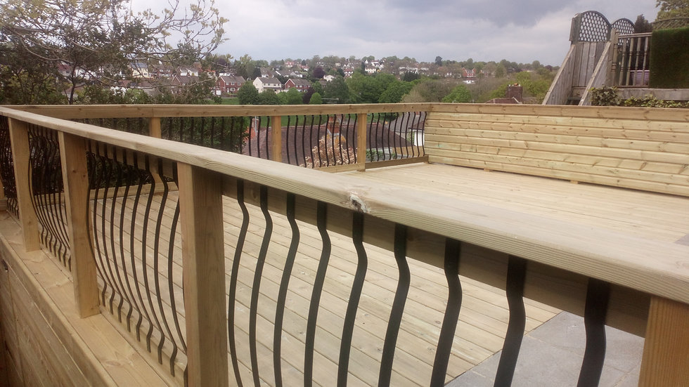 Bespoke Decks - Outdoor living spaces by Jaques - Materials on Bespoke Outdoor Living id=17925