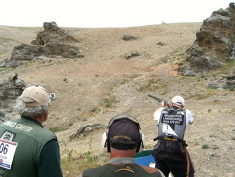 Sporting Clays Course Setting