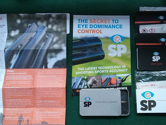 SP Eye Dominance Control System