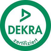 Dekra-Siegel für Immobilienbewertung