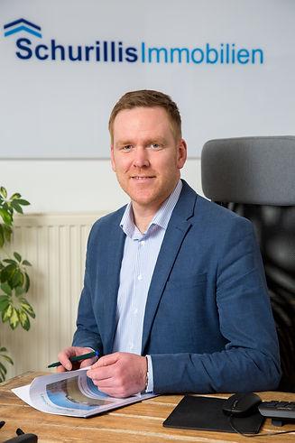Geschäftsführer André Schurillis