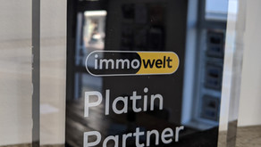 2020 als Platin-Partner der Immowelt