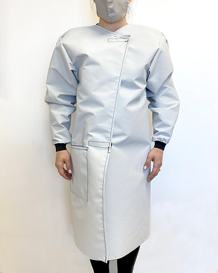 Medical Gown, Velcro Front