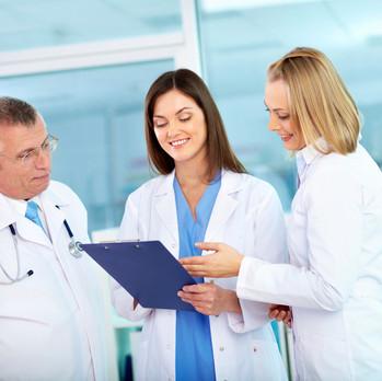 Nabídka pracovní pozice - gynekolog