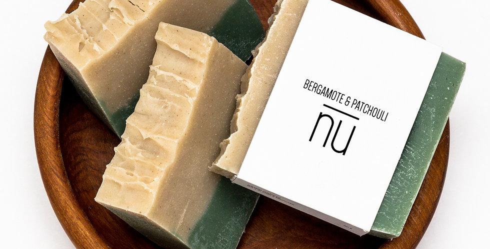 Bergamote & patchouli