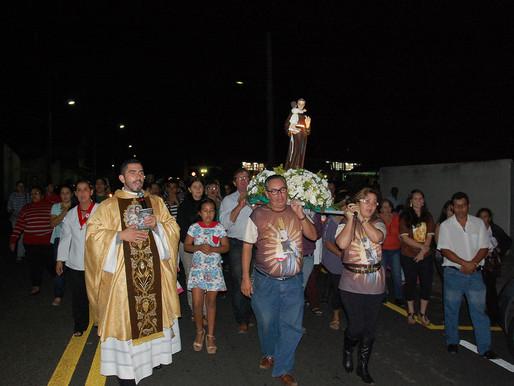 Capela do Elza Amui terá cinco missas em louvor a Santo Antônio