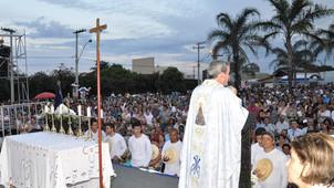 Festa de Nossa Senhora Aparecida 2015 em Uberaba