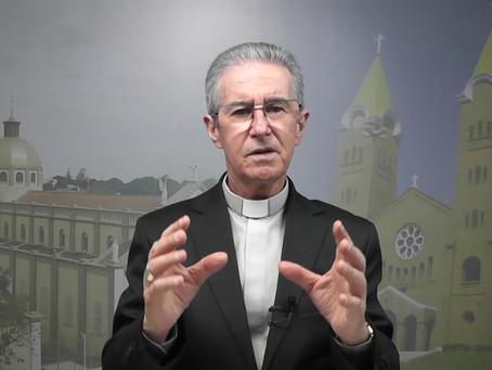 Mês da Bíblia   Palavra do Arcebispo