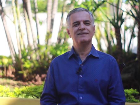 Testemunho Vocacional: Pe. Gilberto   Ação Evangelizadora