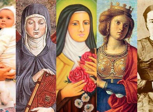 Dia das Mães: 10 mamães católicas que alcançaram a santidade