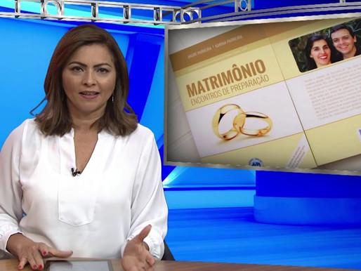 """Rede Vida: Formação com André Parreira, autor do livro """"Matrimônio: Encontros de Preparação"""""""