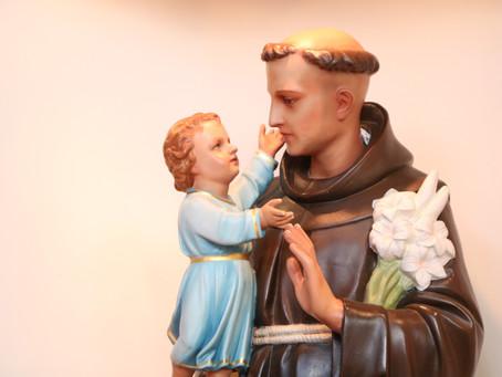 10 ensinamentos de Santo Antônio de Pádua, doutor da Igreja