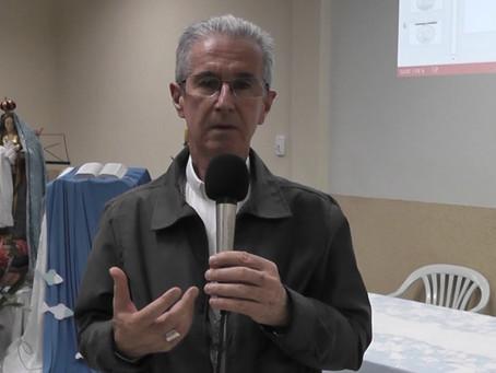 Dom Paulo parabeniza a Pastoral da Criança em Minas Gerais
