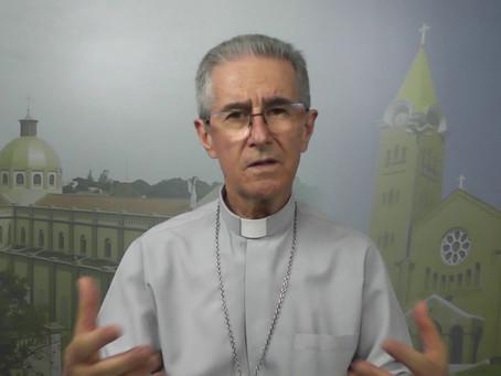 Jovens, participem do DNJ!   Palavra do Arcebispo