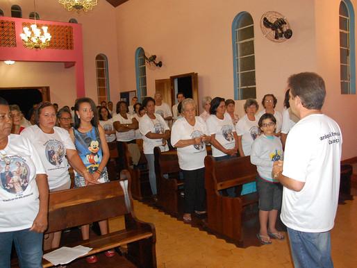 Terços dos Homens e Famílias em Conceição das Alagoas