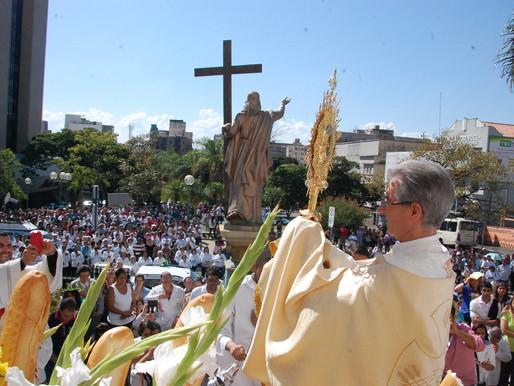 Festa de Corpus Christi 2014