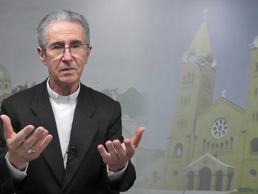 Arcebispo convida para a festa de Nossa Senhora da Abadia em Romaria