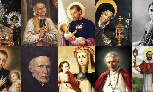 Que tal escolher um santo para te ajudar na Quaresma?