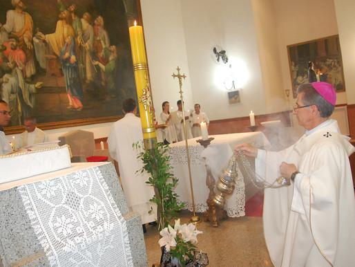 Arquidiocese celebra Tríduo Pascal