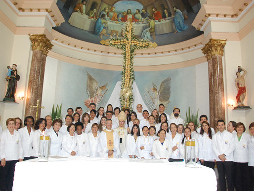 Aberta a Festa do Santíssimo Sacramento no bairro Mercês