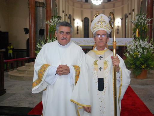 Mário de Assis é ordenado diácono permanente