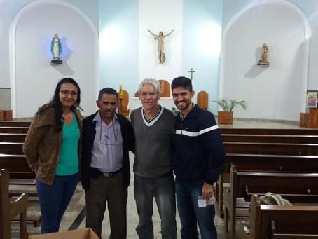 Paróquia Nossa Senhora das Graças encerra a Semana do Meio Ambiente com a proposta da formação de um