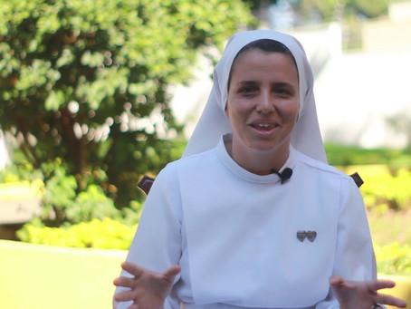 Testemunho Vocacional: Irmã Leide   Ação Evangelizadora