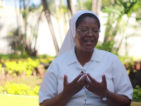 Testemunho Vocacional: Irmã Sônia   Ação Evangelizadora