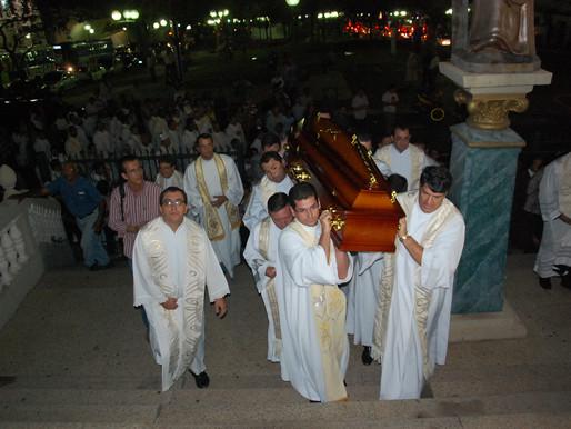 O adeus a Dom Benedito