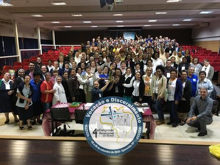 Animador Vocacional da Província Estigmatina de São José participa do Pré-Congresso Vocacional do Br