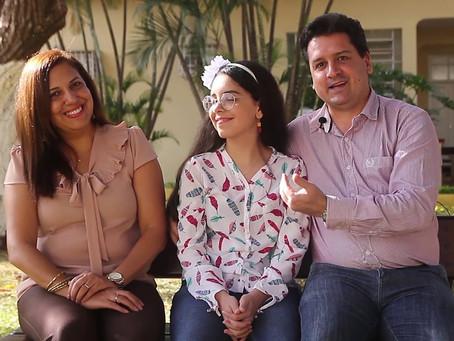 Testemunho Vocacional: Família Gonçalves de Lima   Vocação Familiar