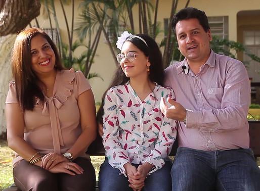 Testemunho Vocacional: Família Gonçalves de Lima | Vocação Familiar